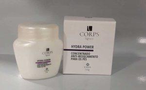Hydra Power Concentrado antiresecamiento para los pies