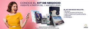 Kit de negocio Mexico